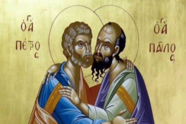 Απόστολος Πέτρου και Παύλου: Η μεγάλη γιορτή της Ορθοδοξίας - Γιατί γιορτάζουν μαζί;