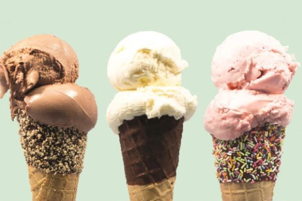 Προσοχή: Μην τρώτε παγωτό όταν έχει αρκετή ζέστη