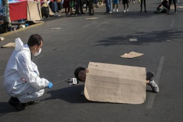 Σοκ στο Περού: Νεκροί 20 δημοσιογράφοι από κορωνοϊό