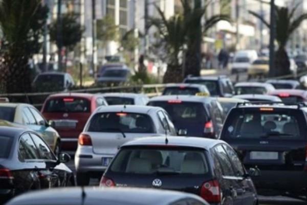 Κυκλοφοριακό κουμφούζιο στον Κηφισό λόγω τροχαίου: Που παρατηρείται μποτιλιάρισμα - Ποιους δρόμους να αποφύγετε (photo)