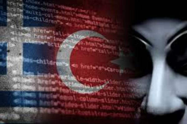 Anonymous Greece: Απάντηση στους Τούρκους χάκερς