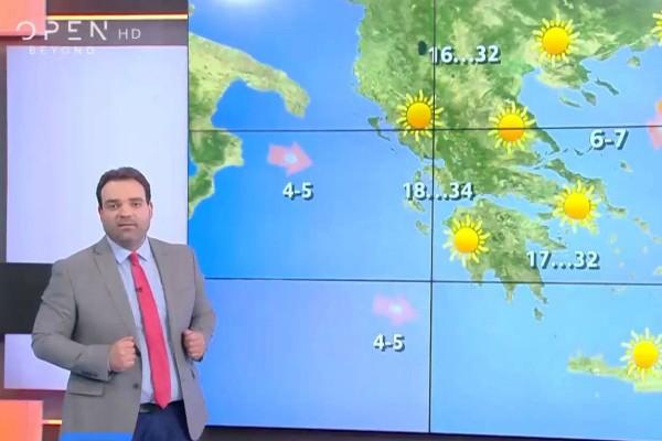 «Έρχεται ένα πεδίο... Μεγάλη προσοχή» - Προειδοποίηση από τον Κλέαρχο Μαρουσάκη (Video)