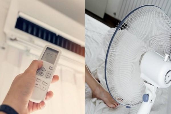 Το απίστευτο κόλπο για να λειτουργεί ο ανεμιστήρας σας σαν κλιματιστικό