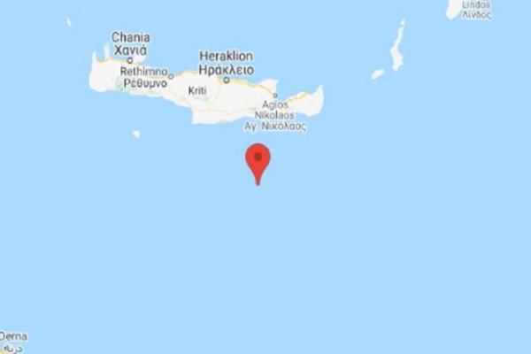 Σεισμός 4,7 Ρίχτερ στην Κρήτη (Video)