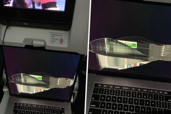 Προσοχή: Με αυτόν τον τρόπο μπορεί να καταστραφεί το laptop σας στο αεροπλάνο