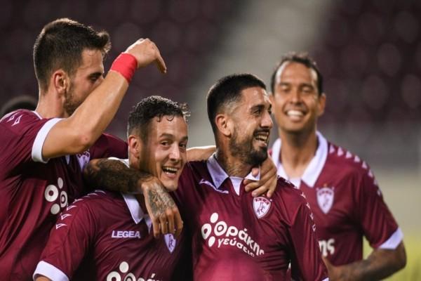 Super League 1, play out: Λάρισα - Βόλος: 3-1