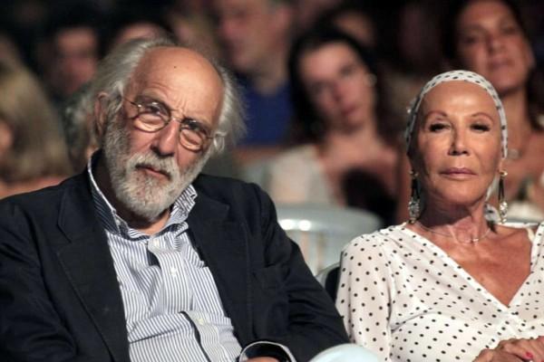 Ζωή Λάσκαρη: Δείτε που παντρεύτηκε με τον Αλέξανδρο Λυκουρέζο