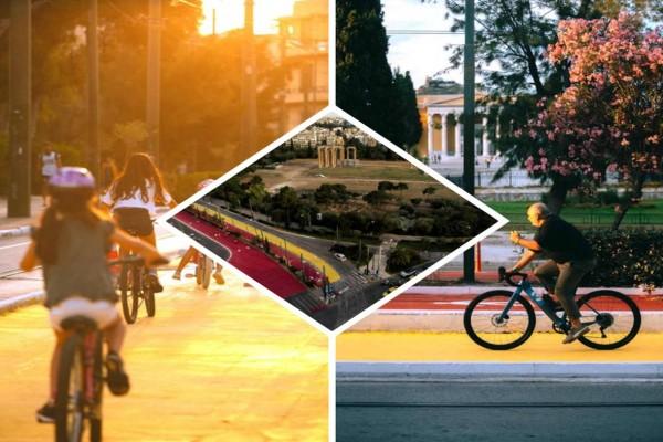 Όνειρο η νέα Αθήνα: Μαγευτικές εικόνες από τον