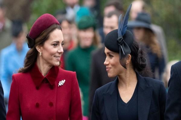 Άγριο σκηνικό στο Buckingham: Στην φόρα οι λεπτομέρειες για τη σχέση της Κέιτ Μίντλετον με τη Μέγκαν Μαρκλ