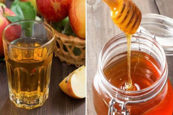 Έφτιαξε ένα ρόφημα με ξύδι και μέλι, το ήπιε πριν κοιμηθεί και σώθηκε από αυτό που τη βασάνιζε κάθε βράδυ