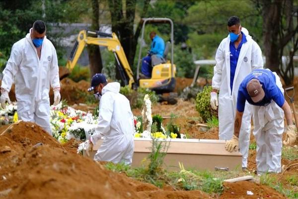 Κορωνοϊός: Πάνω από 25.000 οι νεκροί στο Μεξικό!