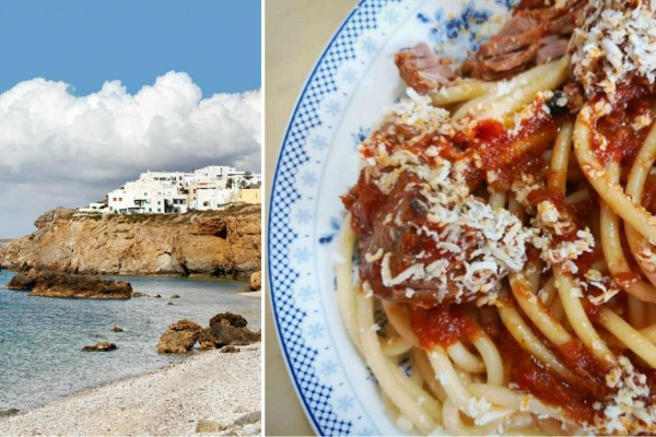 4+1 ελληνικά νησιά για... καλοφαγάδες