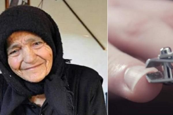 Μην κόβετε τα νύχια σας Τετάρτη και Παρασκευή - Το μυστικό των γιαγιάδων