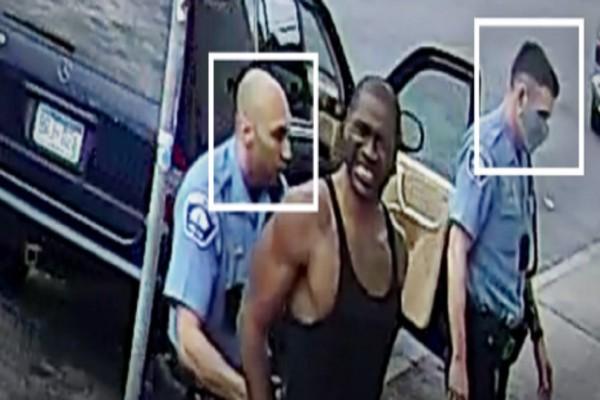 Τα 8 λεπτά και 46 δευτερόλεπτα της δολοφονίας του 46χρονου Αφροαμερικάνου Τζορτζ Φλόιντ (Video)