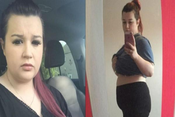 23χρονη μητέρα έχασε 53 κιλά πίνοντας αυτό το θαυματουργό ρόφημα