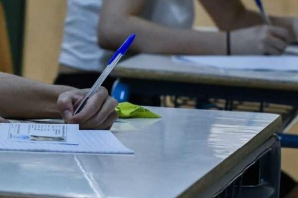 Πανελλαδικές 2020: Φόβοι σε Εξεταστικό Κέντρο για κρούσμα κορωνοϊού - Μαθητής εμφάνισε πυρετό