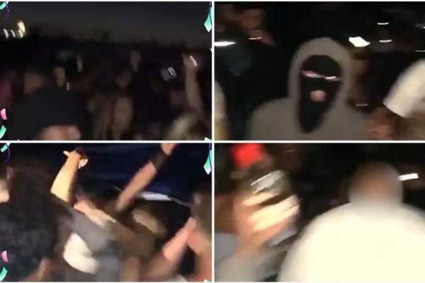Απίστευτο: Βιασμός, μαχαιρώματα και θάνατος σε rave parties... κορωνοϊού (videos)