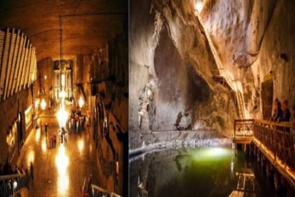 Η κρυφή πόλη κάτω από τη γη είναι σαν όνειρο: Που βρίσκεται; Μαγευτικές εικόνες