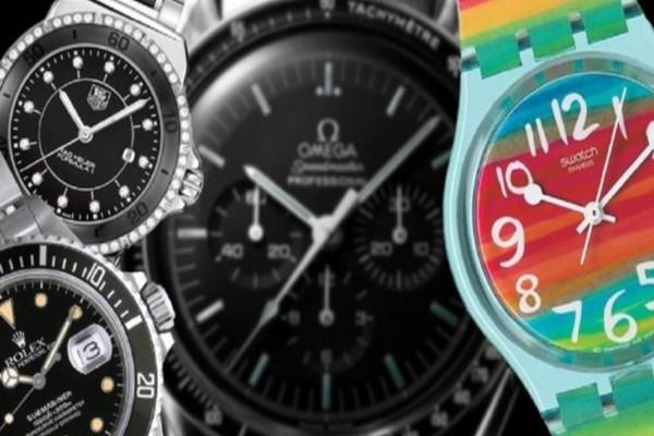 Το γνωρίζατε; Γιατί τα ρολόγια στις διαφημίσεις δείχνουν πάντα 10:10;