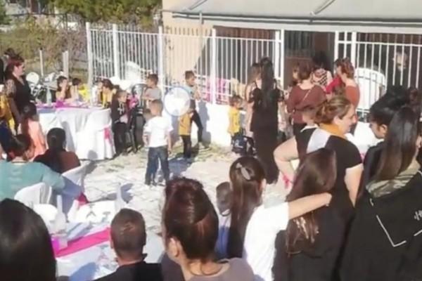 Χαμός στην Πάτρα: Ρομά προπηλάκισαν αστυνομικούς σε γλέντι επειδή δέχθηκαν παρατήρηση