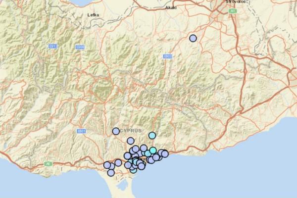 Σεισμός «ταρακούνησε» την Κύπρο