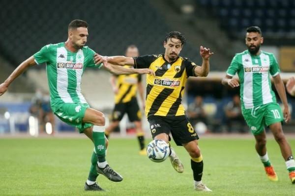 Super League: Χωρίς νικητή το ΑΕΚ-Παναθηναϊκός - Ισόπαλο το ντέρμπι της Αθήνας