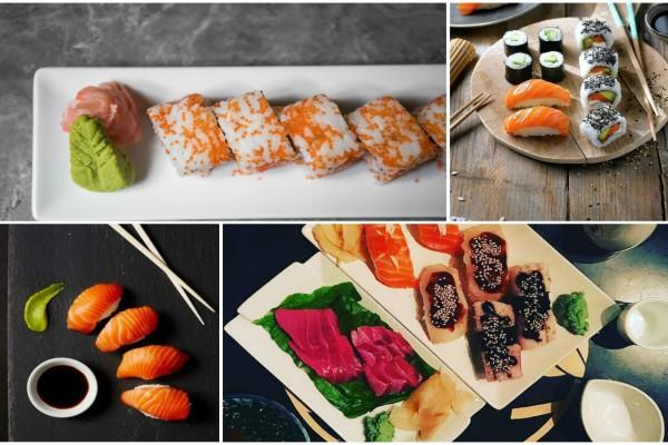 Τα sushi spots του Ψυχικού που θα σε κάνουν να δεις την Ασιατική κουζίνα με άλλο μάτι