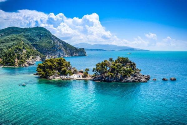 Η «Καραϊβική» της Ελλάδας και της Μεσογείου - Νο1 προορισμός