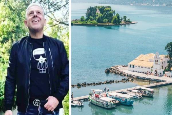 Τάσος Δούσης: Μίνι οδηγός για Κέρκυρα με αξιοθέατα, παραλίες, ξενοδοχεία & μυστικά