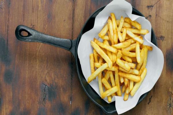 Πριν τηγανίσετε τις πατάτες σας βάλτε τις στην κατάψυξη - Ο λόγος θα σας ενθουσιάσει!