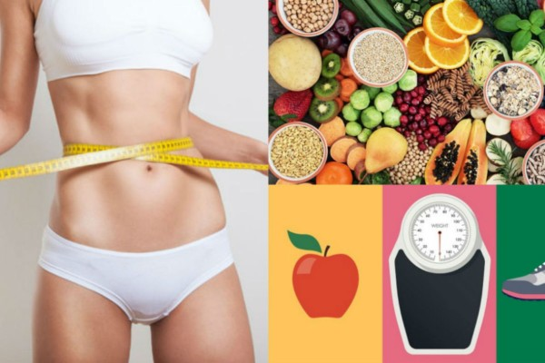 Αυτά ειναι τα τρόφιμα που θα σας βοηθήσουν να χάσετε κιλά