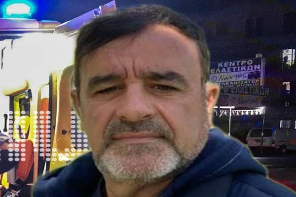 Σκοτώθηκε σε τροχαίο ο Γ. Γιαννακόπουλος: Είχε πεθάνει και ο γιος του με τον ίδιο τρόπο