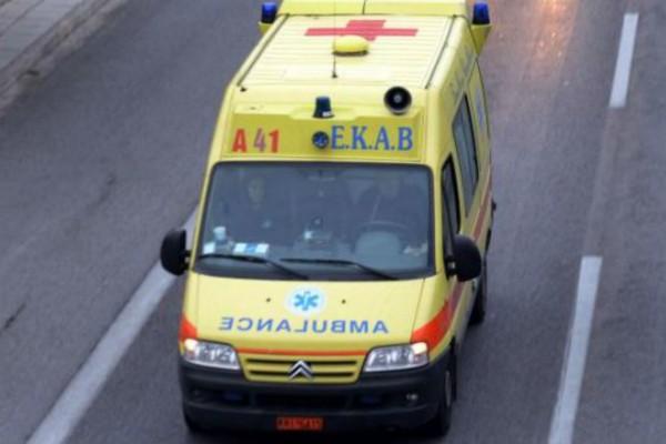 4χρονο κοριτσάκι παρασύρθηκε από αυτοκίνητο