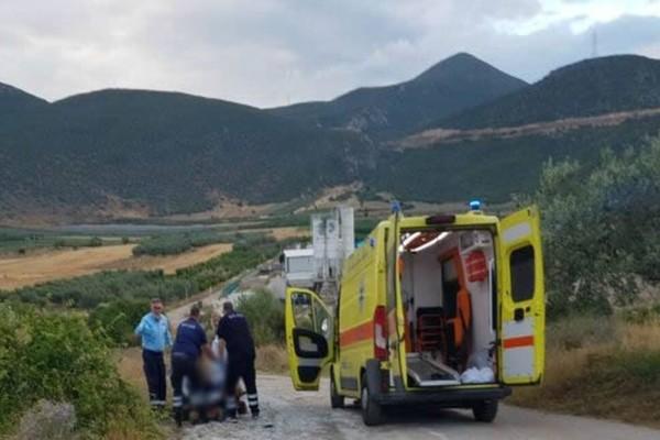 Τροχαίο στη Λαμία: Νεκρός 40χρονος πατέρας