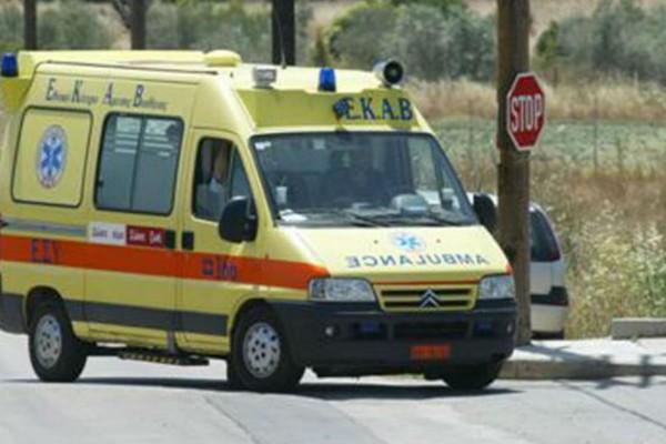 6χρονο παιδάκι παρασύρθηκε από αυτοκίνητο - Συναγερμός στη Λάρισα