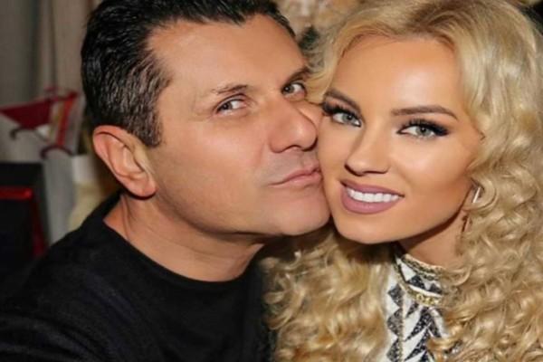 Χώρισε η Τζούλια Νόβα μετά από 12 χρόνια σχέσης