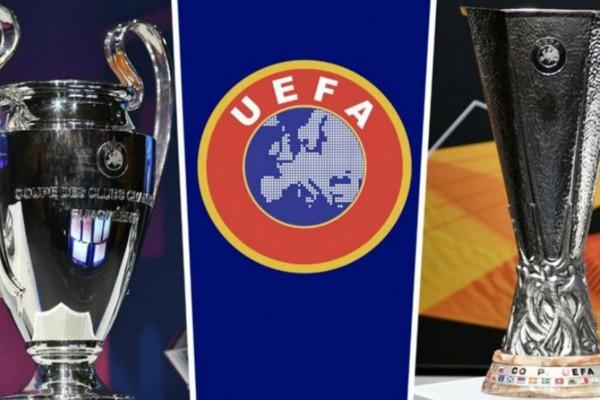 UEFA: Ανακοινώθηκε η επανέναρξη σε Champions League και Europa League
