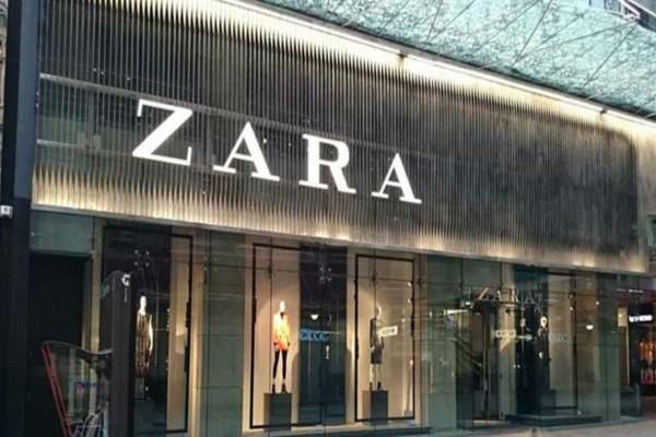 ZARA: Το πιο σέξι πλεκτό bralette που έχει τρελάνει όλες τις γυναίκες κοστίζει μόλις 12,95€
