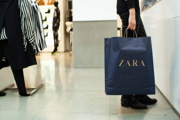 Μαζικά λουκέτα σε Zara και Bershka