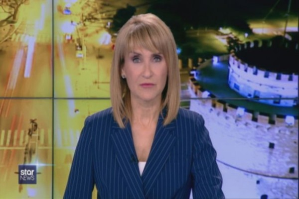 Χαμός με τη Μάρα Ζαχαρέα στο Star - Την είδαν να «πυροβολεί»
