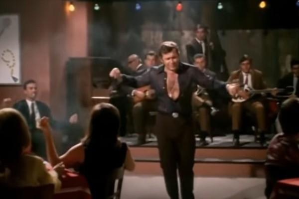 Το θρυλικό ζεϊμπέκικο του Δημήτρη Παπαμιχαήλ - Ο χορός του ανατριχιάζει