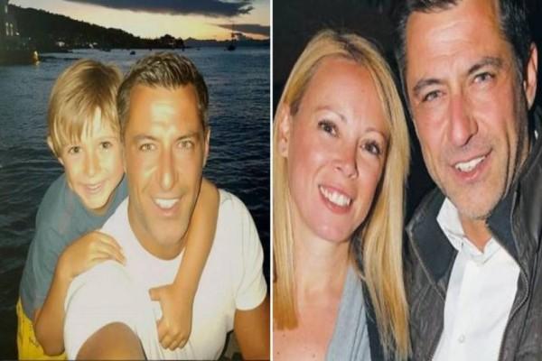 Απόλυτη ευτυχία για τον Κωσταντίνο Αγγελίδη - Η πρώτη φωτογραφία μετά το χειρουργείο