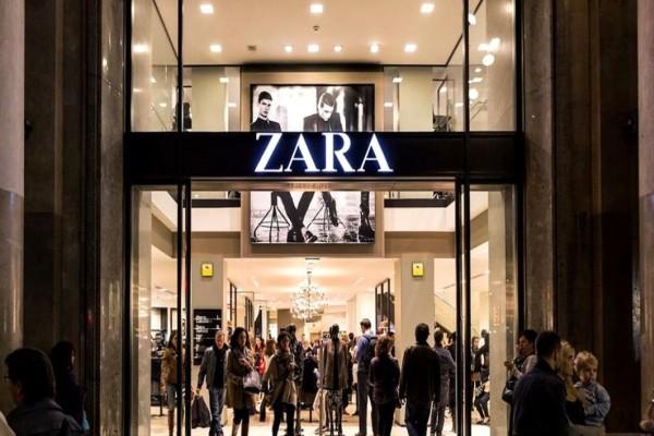 ZARA ευκαιρία: Με 25,95 ευρώ θα πάρεις το απόλυτο φόρεμα της νέας συλλογής