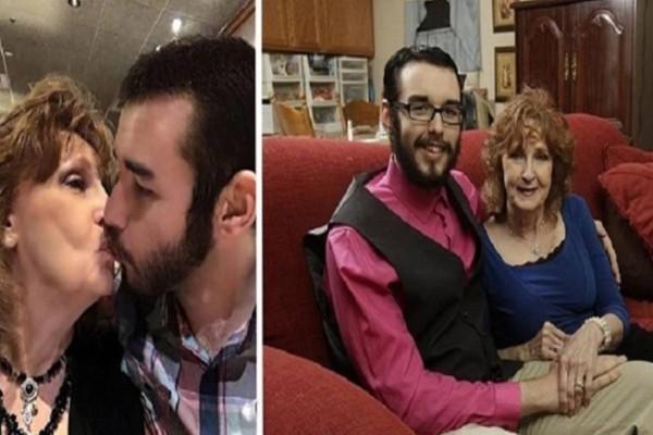 71χρονη γιαγιά παντρεύεται τον 17χρονο φίλο του γιου της. Το πιο σοκαριστικό όμως είναι το που γνωρίστηκαν!