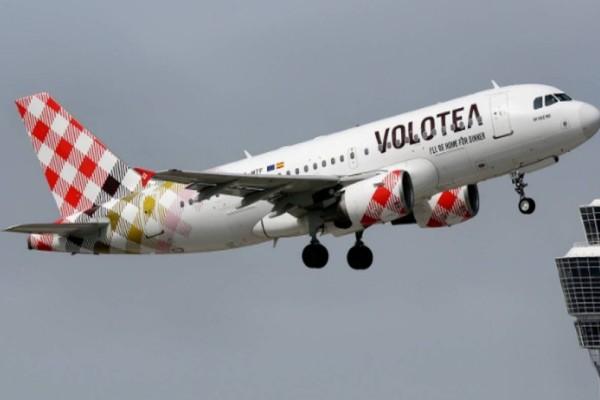 Volotea έκτακτη προσφορά: Πτήσεις από 9 ευρώ