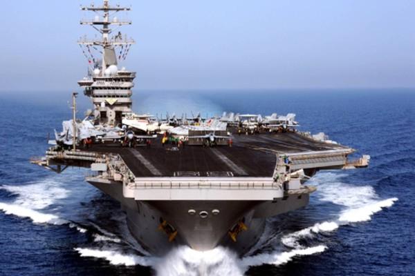 ΗΠΑ: Στην Κρήτη θα πλεύσει το αεροπλανοφόρο-γίγας μαζί με 12 πολεμικά πλοία