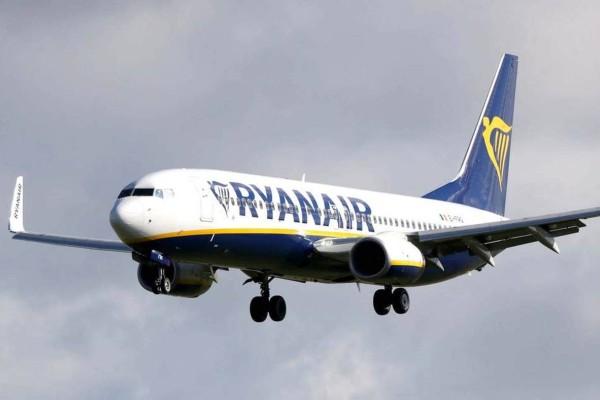 Η Ryanair τρελάθηκε: Ταξίδια στο εξωτερικό από 9,99 ευρώ χωρίς χρεώσεις αλλαγής εισιτηρίου!