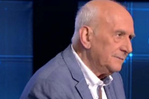 Συγκινημένος ο Γιώργος Παπαδάκης για το θάνατο -