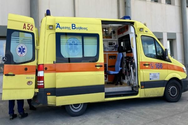 Τραγωδία δίχως τέλος στην Εύβοια: Το ασθενοφόρο άργησε 1.5 ώρα να παραλάβει τον 35χρονο