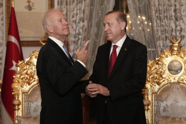 Άγρια «καρφιά» σε Ερντογάν από τον Τζο Μπάιντεν για την Αγία Σοφία